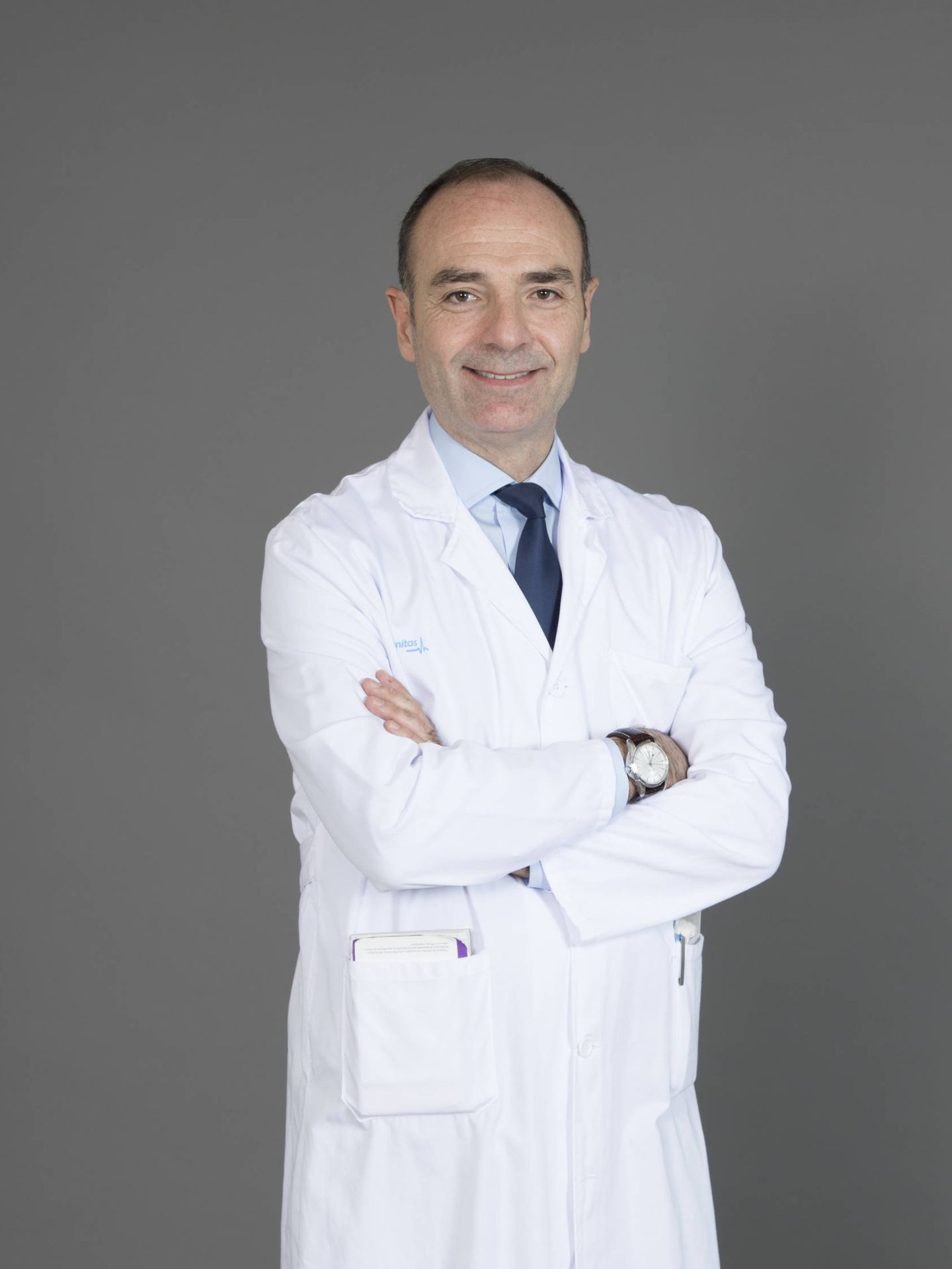 Dr. Ángel Juárez.