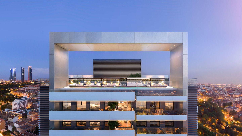 Edificio Skyline. (Stoneweg Living)