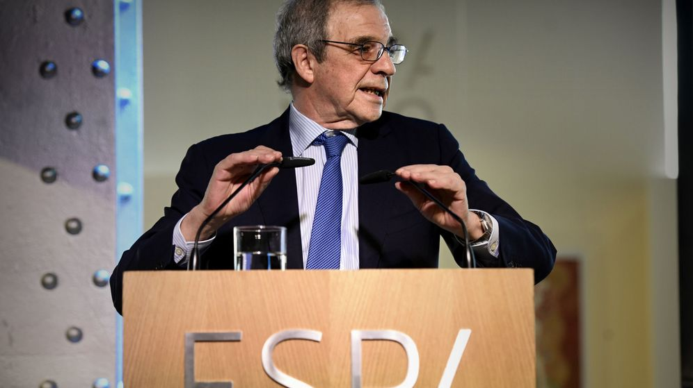 Foto: Dimite el presidente de Telefónica, César Alierta. (EFE)
