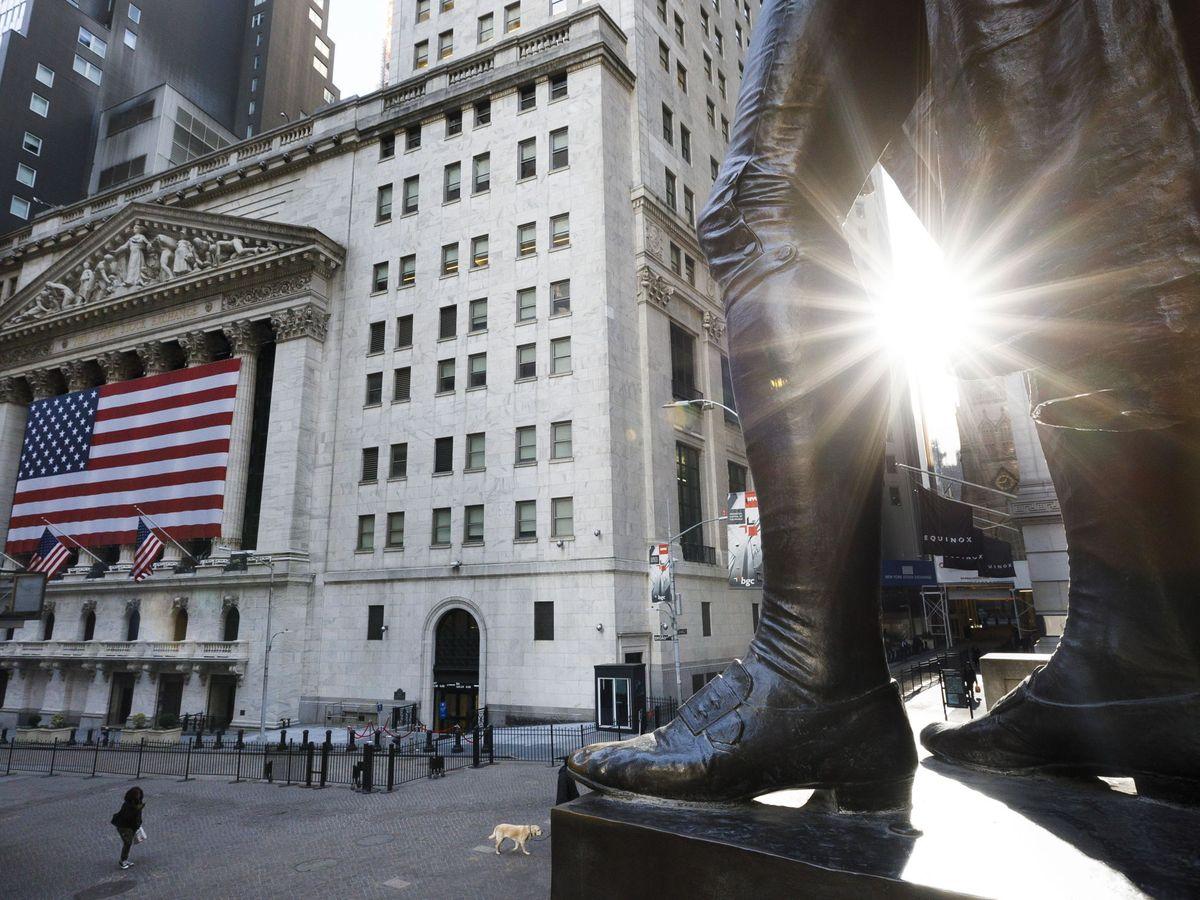 Foto: Wall Street (Efe)