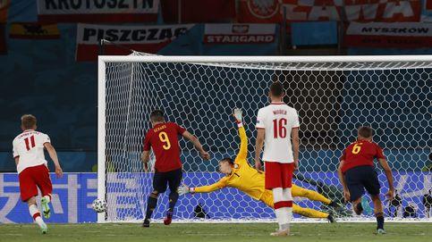 España no pasa del empate ante Polonia y se jugará el pase en la última jornada (1-1)