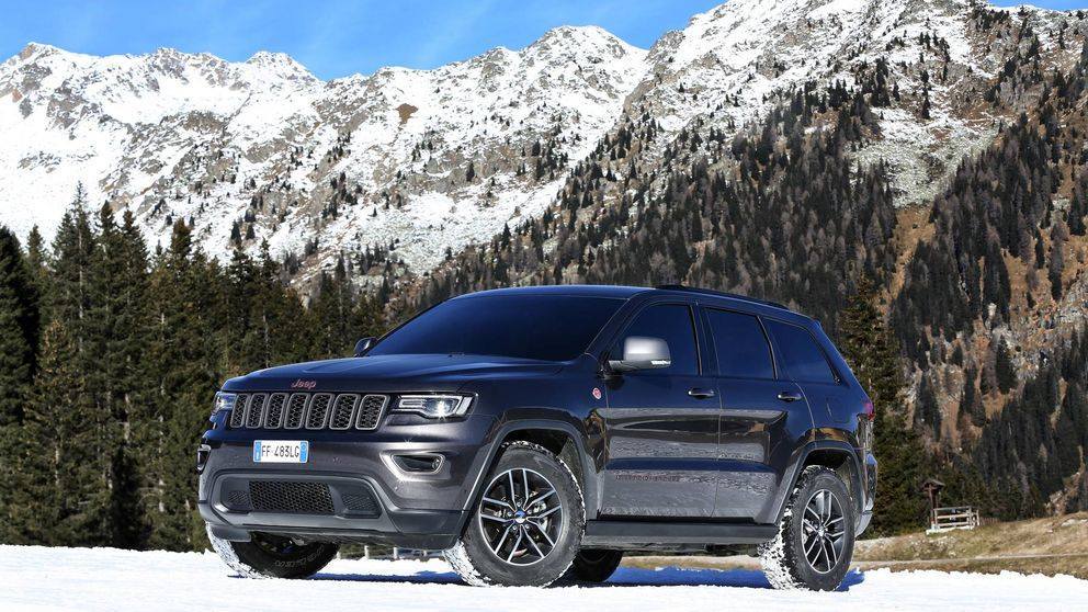 Nuevo Jeep Grand Cherokee, ahora con version off-road Trailhawk