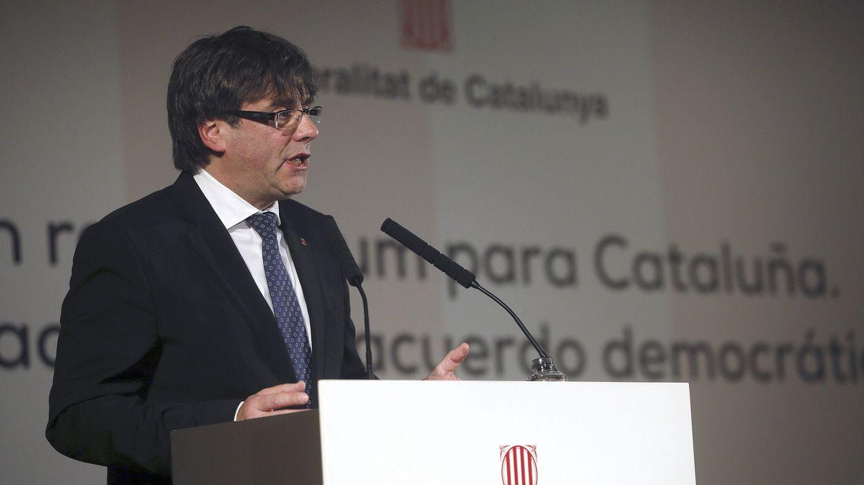 Puigdemont, dispuesto a unirse a Otegi para implementar la república
