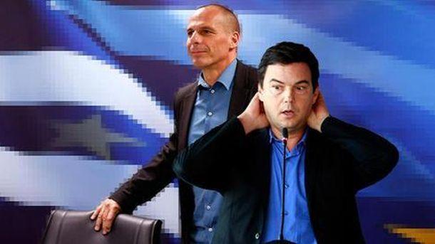 Foto: De Piketty a Varoufakis, los economistas son las nuevas estrellas del rock