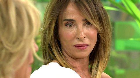 El momento más embarazoso de María Patiño en la boda de Belén