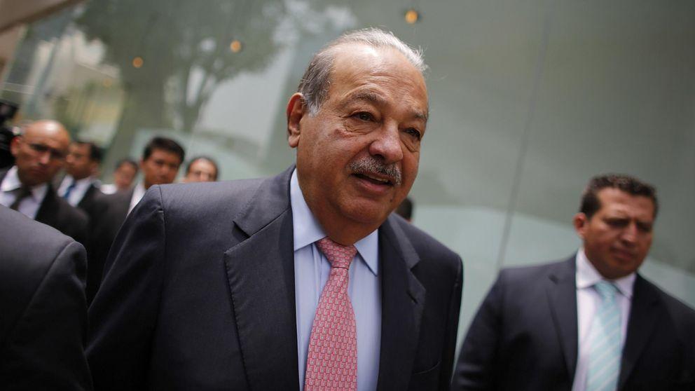 Slim pide a Santander y BBVA  negociar de nuevo los 4.500 millones de FCC
