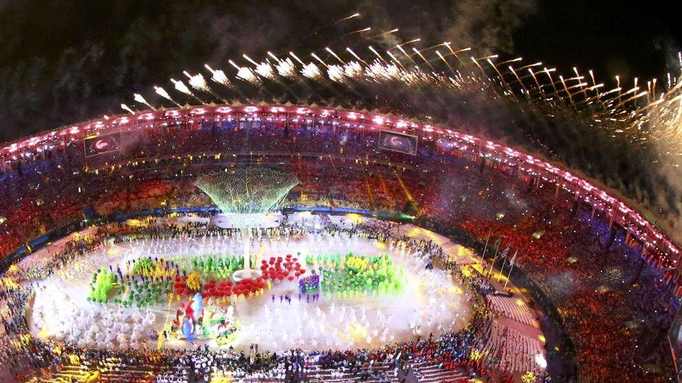 La lluvia y la sencillez marcan el cierre de los primeros Juegos de Sudamérica