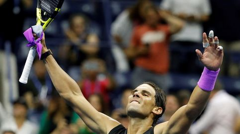 Rafa Nadal pasa a semifinales del US Open pese a la firme oposición de Schwartzman