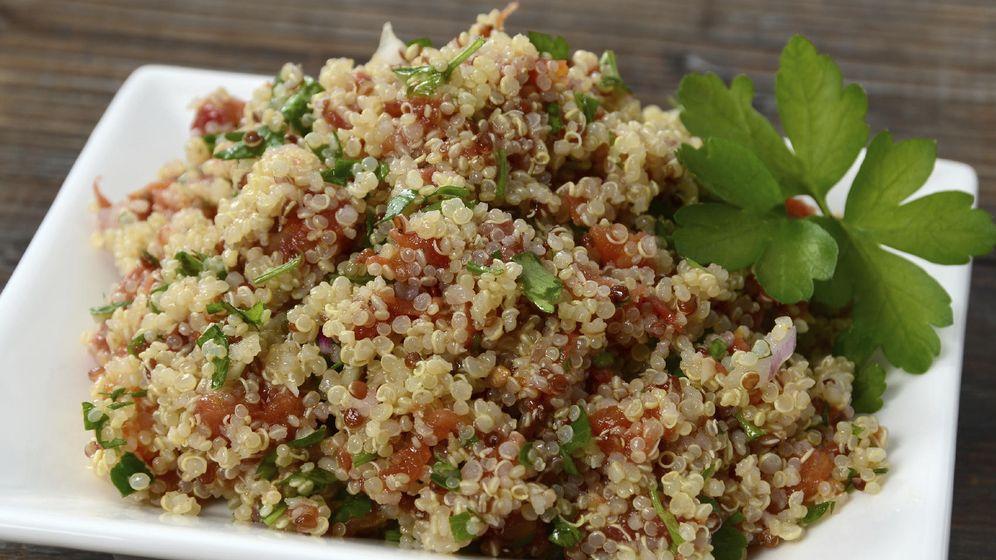 Foto: La ensalada de quinoa es perfecta para el verano. (iStock)