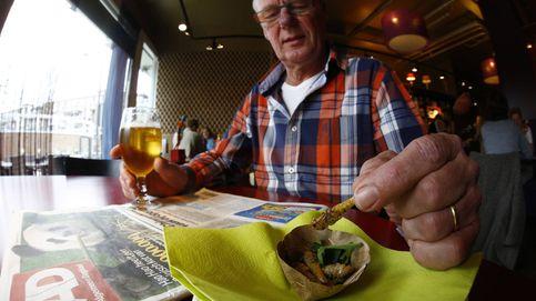 Nutritivos y sostenibles: los alimentos a base de insectos ganan terreno en Europa