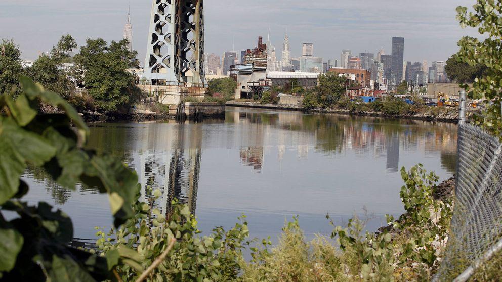 Viaje al Nueva York de pesadilla: Newtown Creek, la caldera del veneno