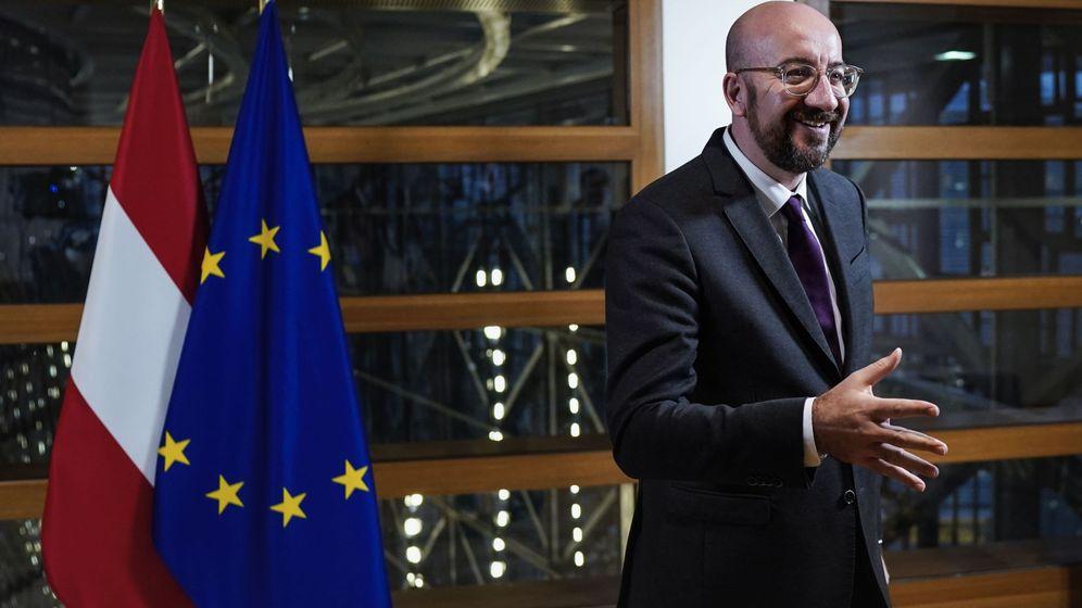 Foto: Charles Michel, presidente del Consejo Europeo