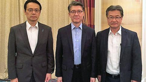 Enviados nucleares de Corea del Sur, EEUU y Japón se reúnen