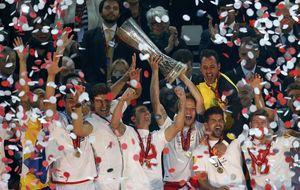 El Sevilla se proclama campeón de Europa League