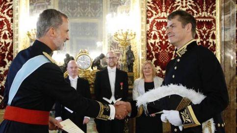 El nuevo embajador británico fue profesor de inglés en Salamanca