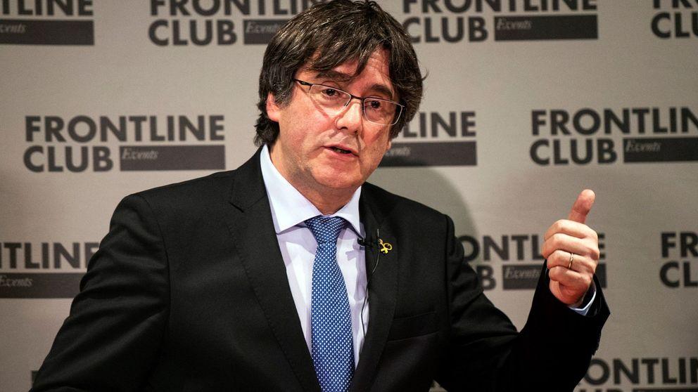 Los 'barones' del PDeCAT conspiran contra Puigdemont y exigen romper con él
