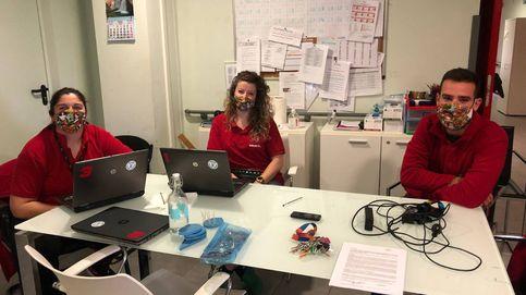 Katy, doctora forjada en Cuba: Mascarillas de tela lavadas a 90 grados… y son efectivas