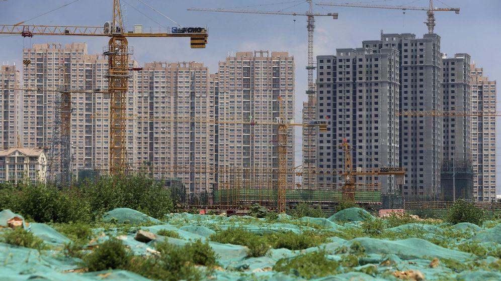 Foto: Vista de Shandong, China. (EFE)