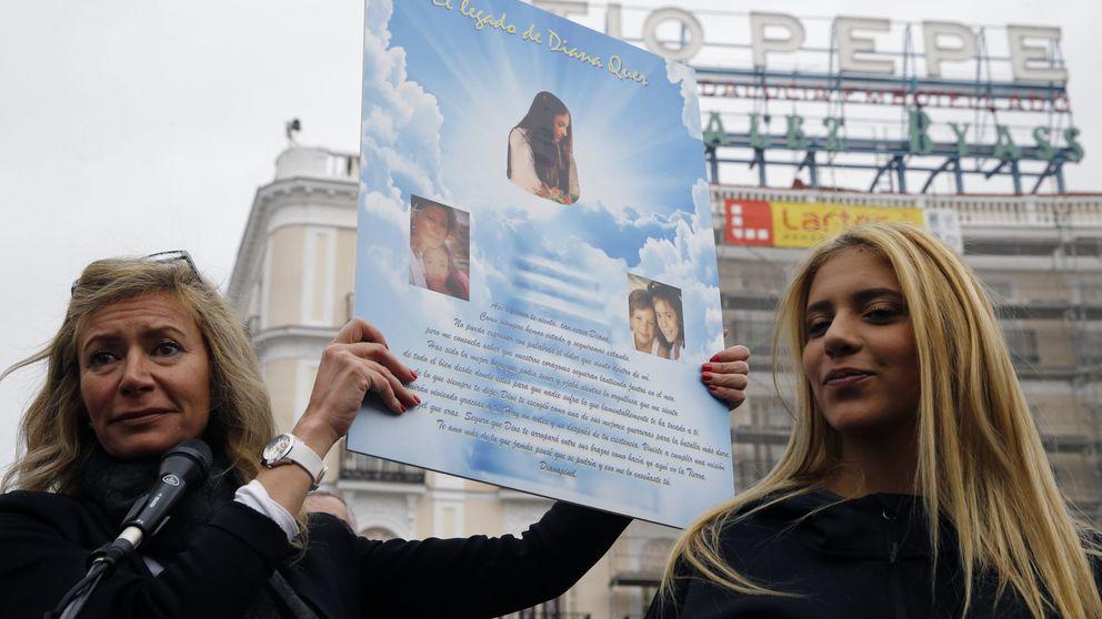 La madre de Diana Quer interpone otra denuncia de violencia contra la mujer