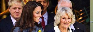 Camilla Parker anuncia la llegada del bebé real para finales de esta semana