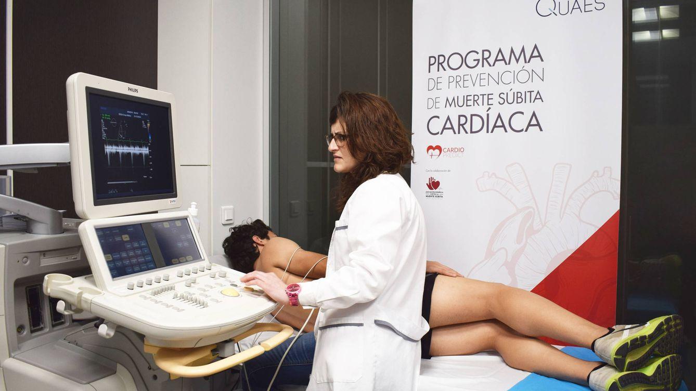 Este servicio gratuito español previene la muerte súbita entre adolescentes