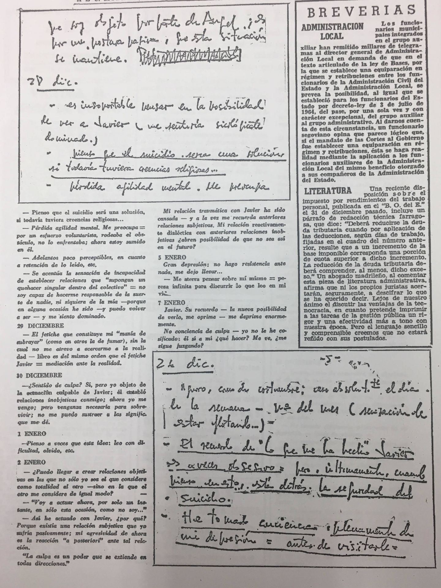 Página 17 del diario 'ABC' del 22 de enero de 1969