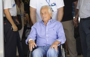 """Miguel Palomo Danko: """"Si no hubiese estado tan cerca, mi padre habría muerto"""""""