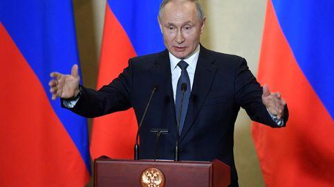 Putin declara no laborables todos los días hasta el 30 de abril por el coronavirus