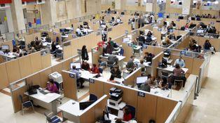 Los trabajadores españoles, más expoliados que en la OCDE