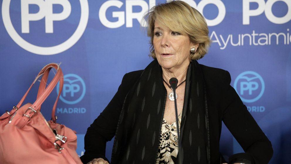 """Aguirre pasa a la ofensiva: """"A mí por corrupción no me van a imputar"""""""