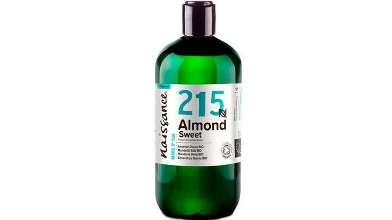 Aceite de almendras sin hexano Naissance