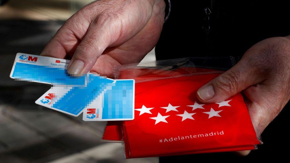 Qué se sabe hasta ahora de las mascarillas repartidas por la Comunidad de Madrid
