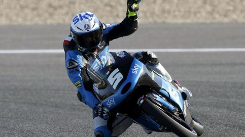 Fenati aguanta la gran remontada de Bastianini y gana en Le Mans