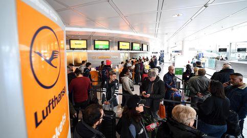 Huelga de Lufthansa: estos son los vuelos afectados este viernes en España