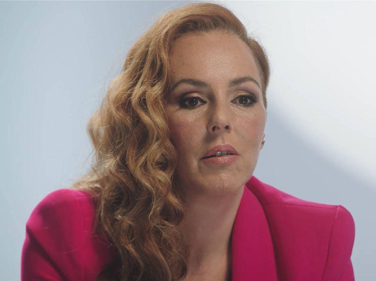 Foto: Rocío Carrasco, en el episodio 10 de su docuserie. (Mediaset)