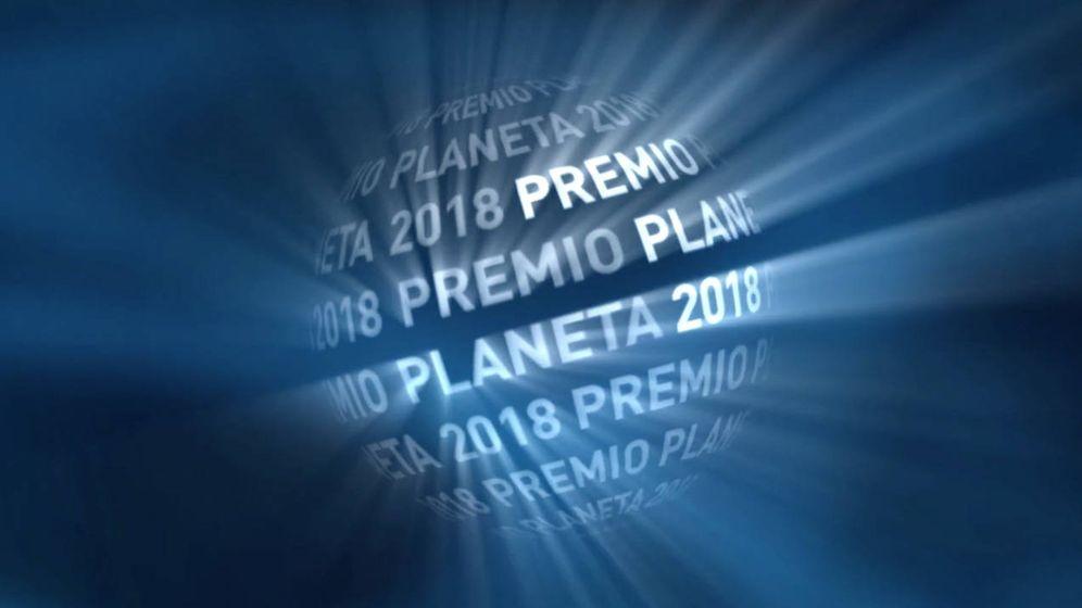 Foto: Premio Planeta 2018