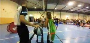Post de La niña española de 12 años que mete más triples que los profesionales