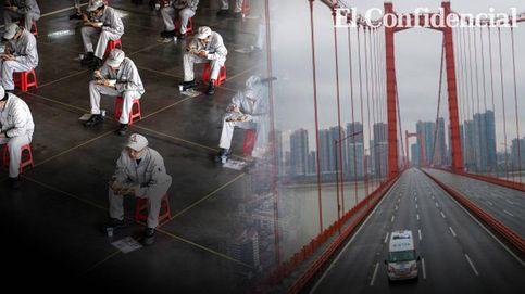 Wuhan, epicentro de la pandemia, recupera la normalidad tras 56 días de cuarentena