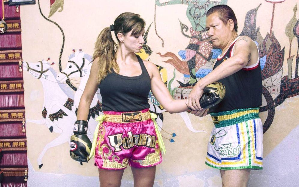 Foto: Yohanna Alonso, una vida dedicada a las artes marciales. (Fotos: www.facebook.com/yohannaalonso13)