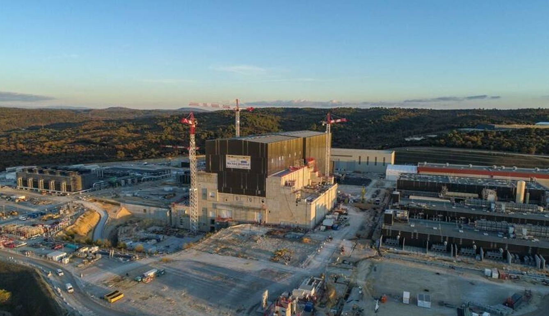 El ITER en construcción