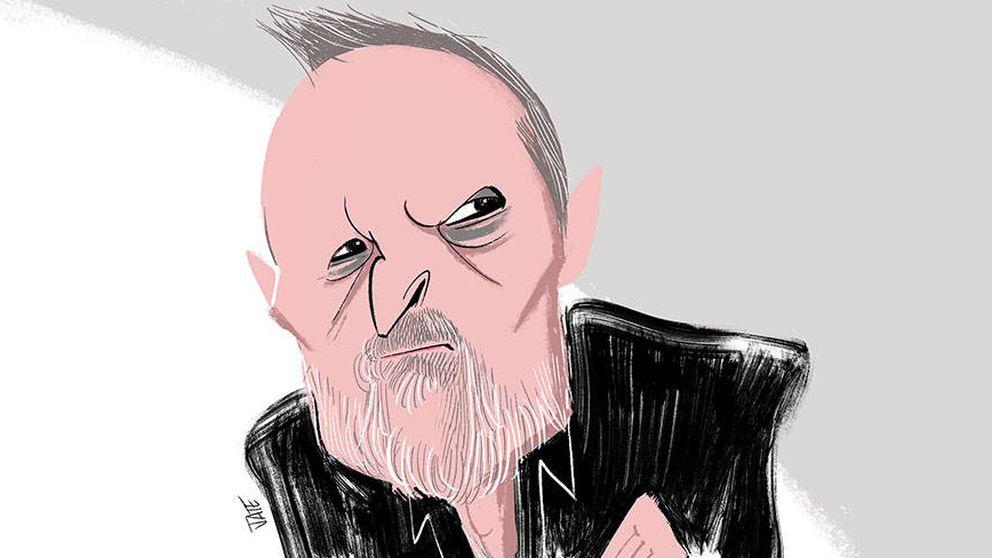 Miguel Bosé, el amante bandido