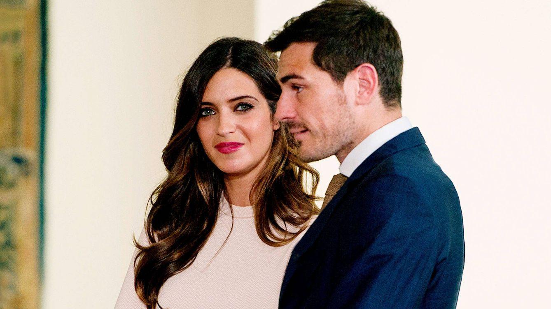 Foto: Sara Carbonero e Iker Casillas. (Getty)