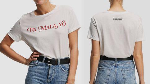 Esta es la camiseta de 'Lo malo' que esperabas (y que ya se ha agotado)