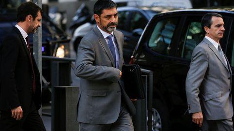 Trapero aprovechó un descuido del fiscal para filtrar el plan del Estado el 1-O