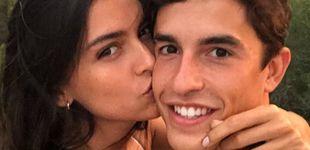 Post de Lucía Rivera y Marc Márquez: joven amor de verano en la Costa Brava