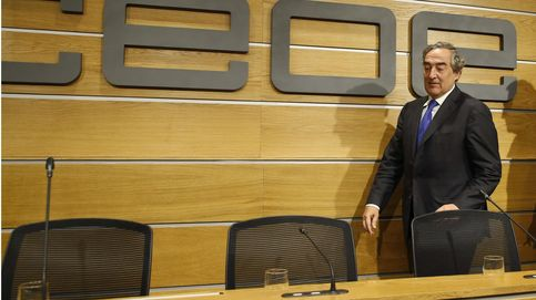 La CEOE ofrece a los sindicatos una subida de hasta el 2,5% en los salarios