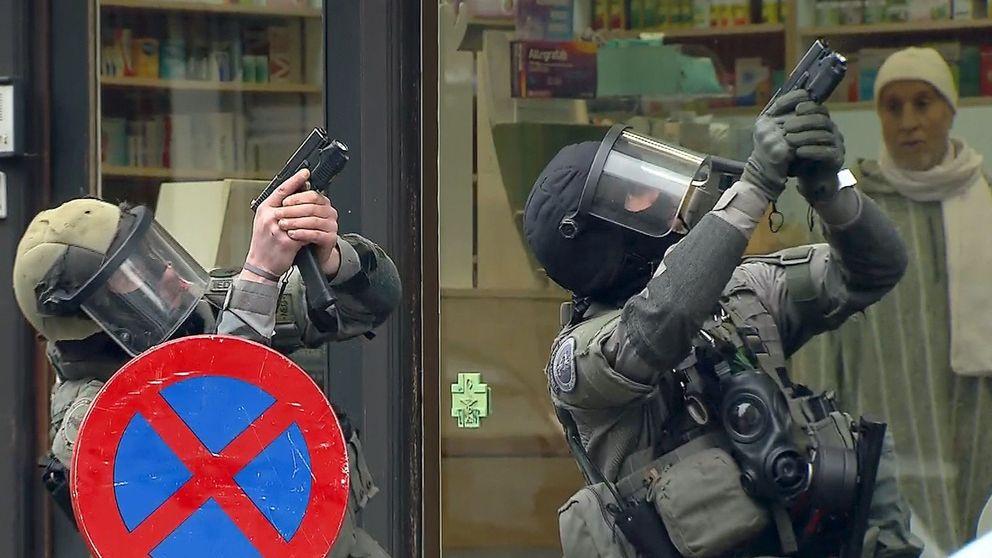 La policía belga detiene a Salah Abdeslam, autor del atentado de París