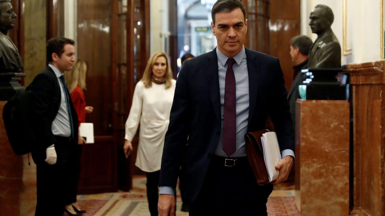 Sánchez asume que España entrará en recesión por la crisis del coronavirus