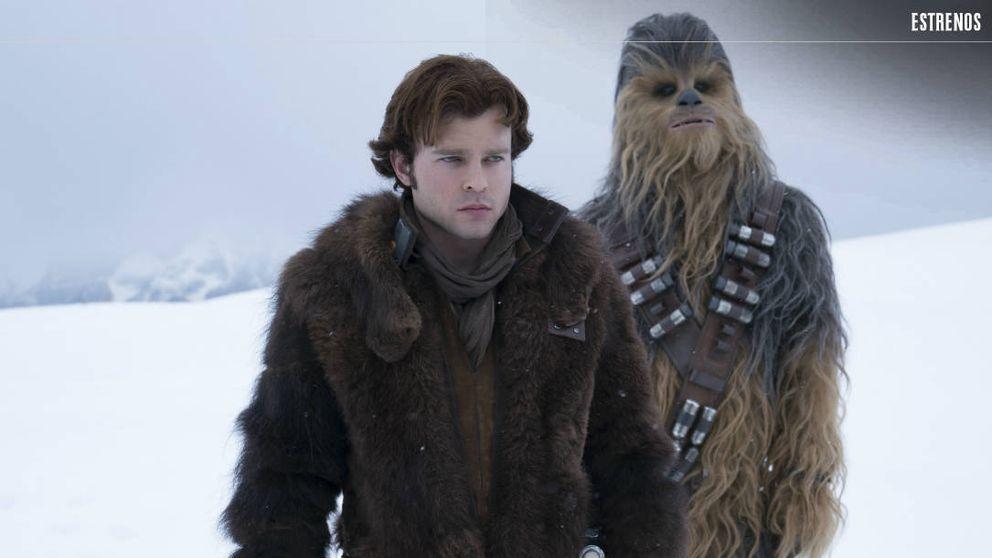 'Solo. Una historia de Star Wars': (casi) la peor película de la saga