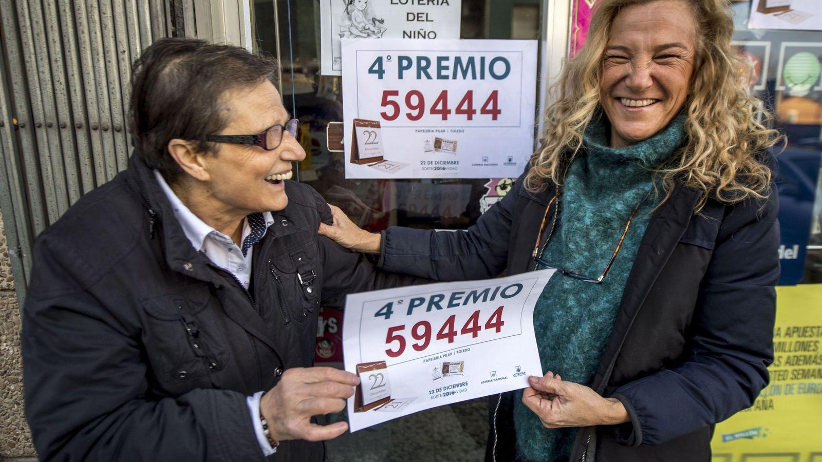 Lotería de Navidad 2016: El primer cuarto premio de la Lotería de ...